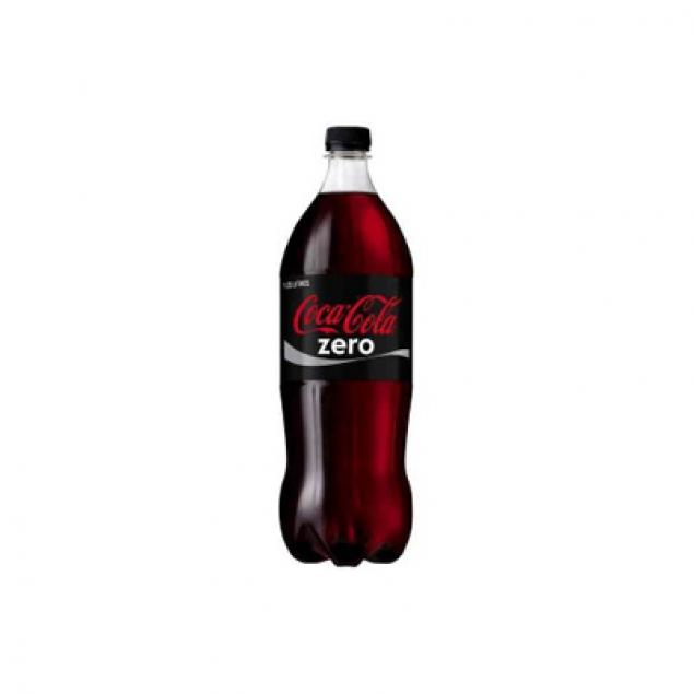 1.25 Litre Soft Drinks: Coke Zero