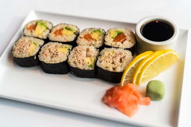 GF Brown Rice Sushi