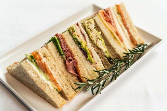 Executive Point Sandwiches