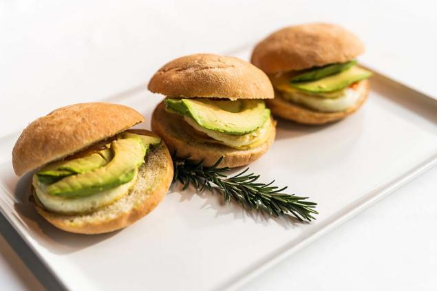 Vegetarian English Muffins