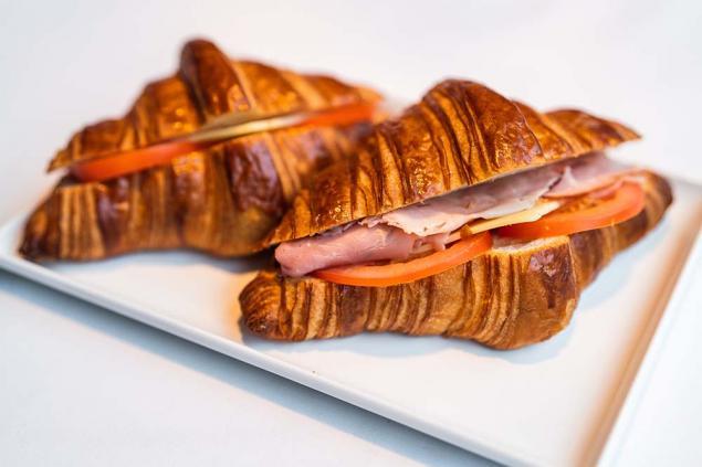 Mini Savoury Croissants