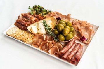 Gourmet Mezze Platter